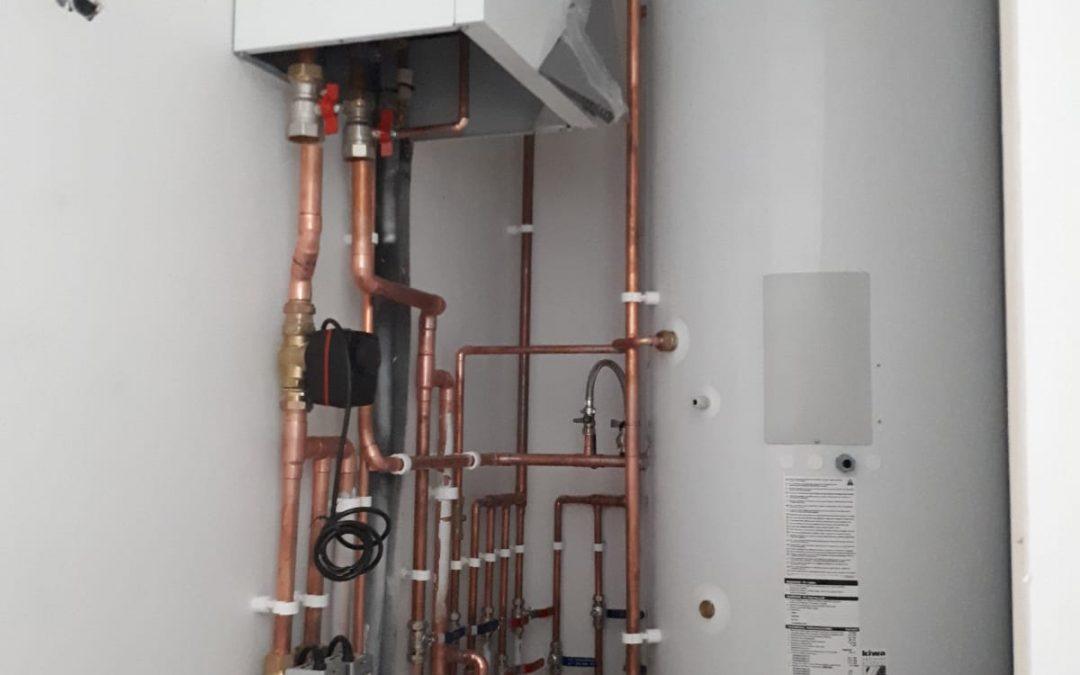 Heating & Hot Water – Daikin